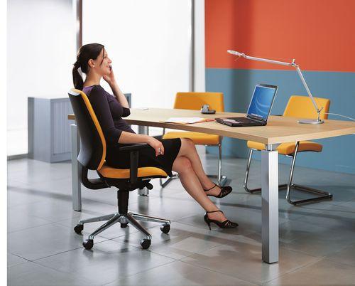 Bien choisir votre si ge de bureau le dos est roi vive la vie au bureau - Jeu de travail au bureau ...