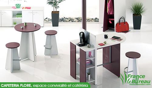 am nager un espace caf t ria en entreprise avec du mobilier en stock vive la vie au bureau. Black Bedroom Furniture Sets. Home Design Ideas