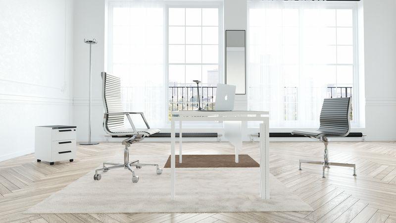 Bureau design Lapidus